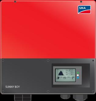 инвертор SMA Sunny Boy SB 5000TL-21