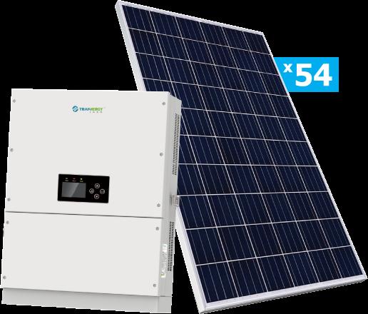 Солнечная электростанция Trannergy 15 кВт