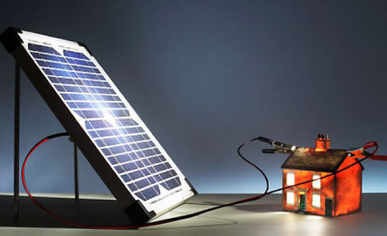 Сонячні батареї. Теорія.