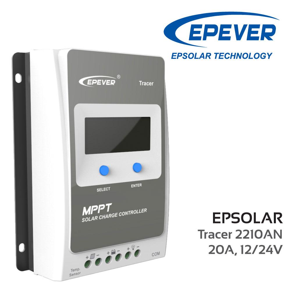 EpSolar_Tracer-2210AN