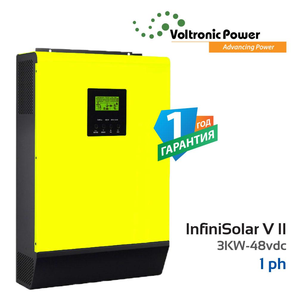 InfiniSolar-V-II-3KW-48vdc