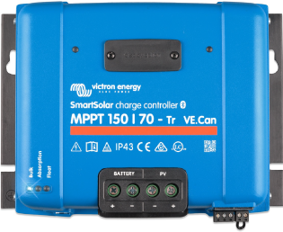 Victron SmartSolar MPPT 150/70