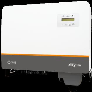 инвертор SOLIS-30K-5G-DC