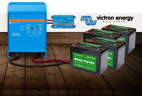 система резервного живлення Victron 3 квт