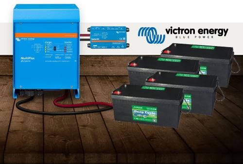 система резервного живлення Victron 5 кВт
