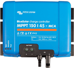 Victron SmartSolar MPPT 150/45