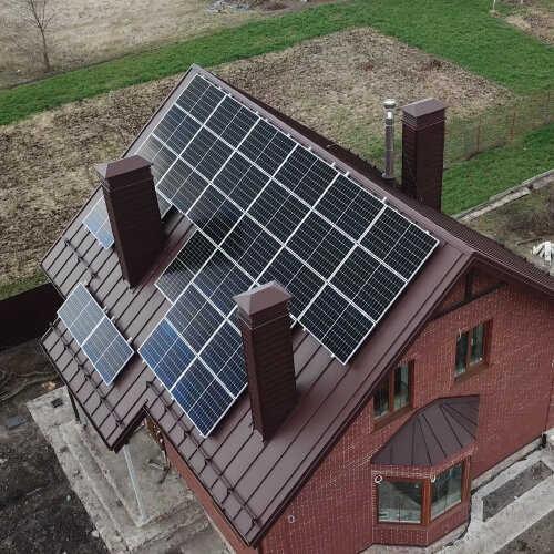 Сетевая СЭС SolarEDGE на 16 кВт