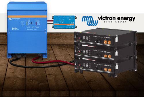 система резервного питания Victron 8 кВт